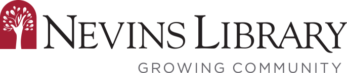 Nevins Library Logo