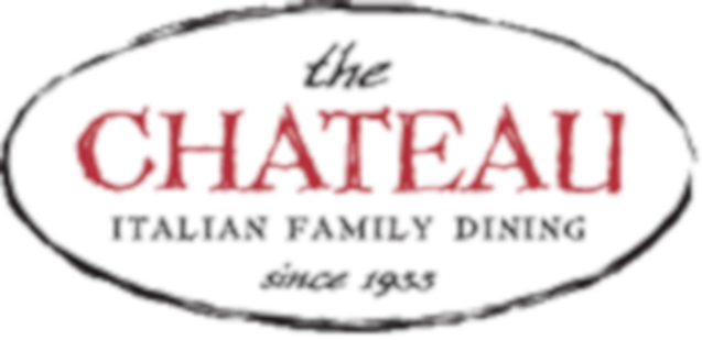 The Chateau Italian Family Dining Logo