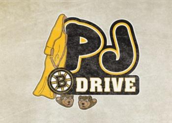 Bruins PJ Drive Logo